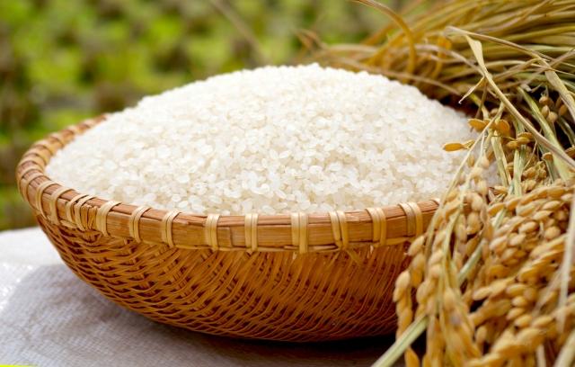 こだわりのお米作り